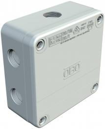 Junction box B 9/T, with perforation membrane