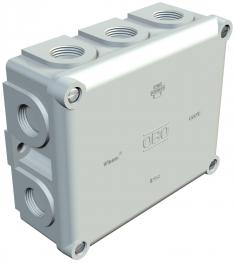 Junction box, B 11 M, with thread