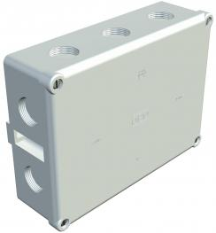 Junction box, B 12 M, with thread