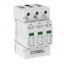 PV surge protection V20, 1000 V DC