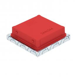 Underfloor box UDS9 for PVC duct