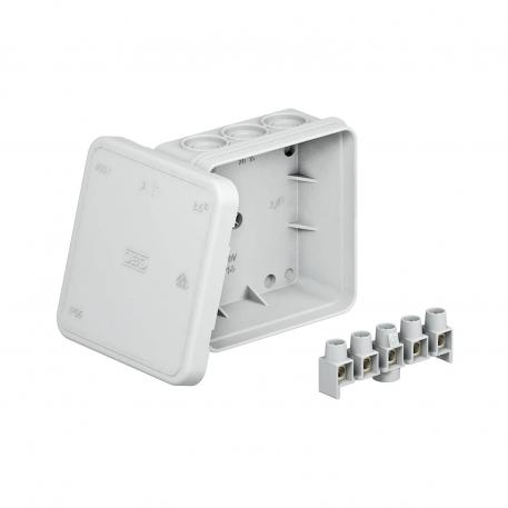 Junction box A 11 with terminal strip