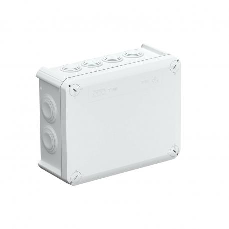 Junction box T 160, plug-in seal