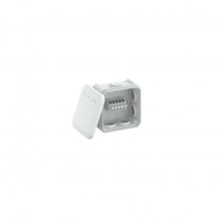 Junction box T 40, plug-in seal, terminal strip