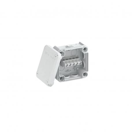Junction box T 60, plug-in seal, terminal strip