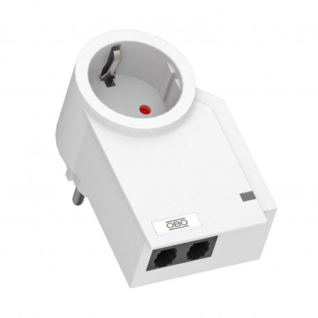 FineController for telephone systems with RJ11
