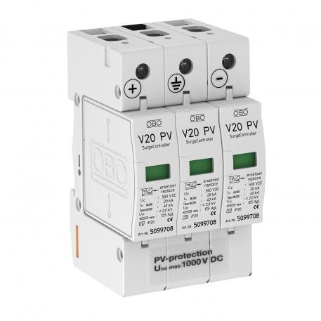 Surge Controller V20 2-PH-1000
