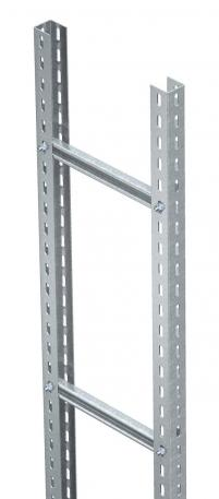 Heavy-duty vertical cable ladder SLM 50, 3 m C40