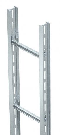 Industrial vertical cable ladder, 6 m C40