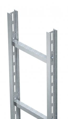 Industrial vertical cable ladder, 6 m W40