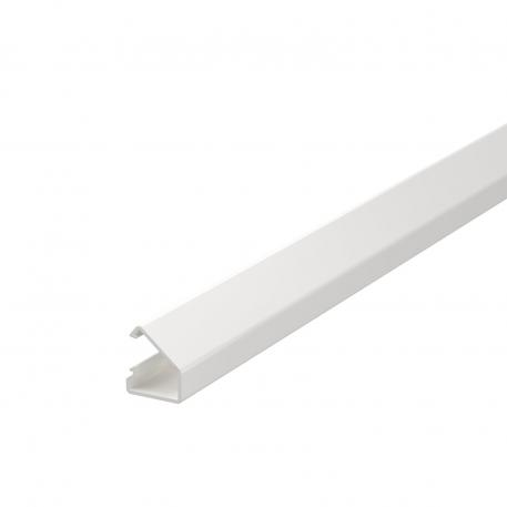 Mini trunking with adhesive film and hinge cover MD7