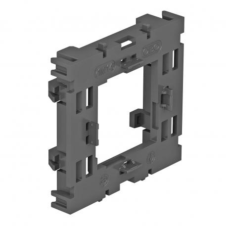 Mounting support, single, for Modul 45®