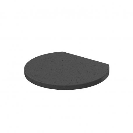 Rubber support for ISSRM45