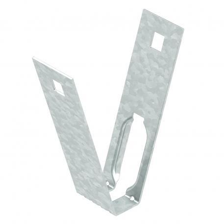 Ceiling bracket, trapezoidal FS