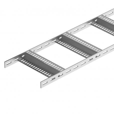 Cable ladder with Z rung, standard A4