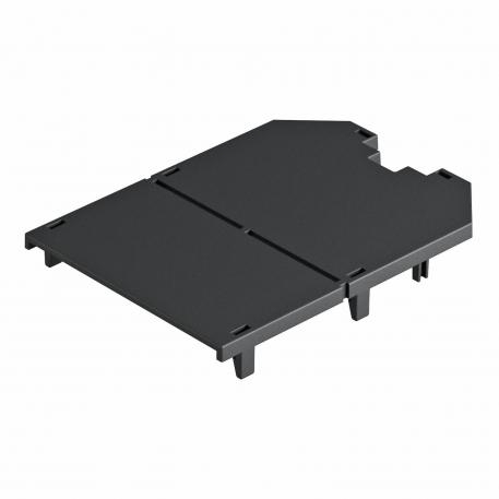Cover plate for universal support UT3 and UT4, blank
