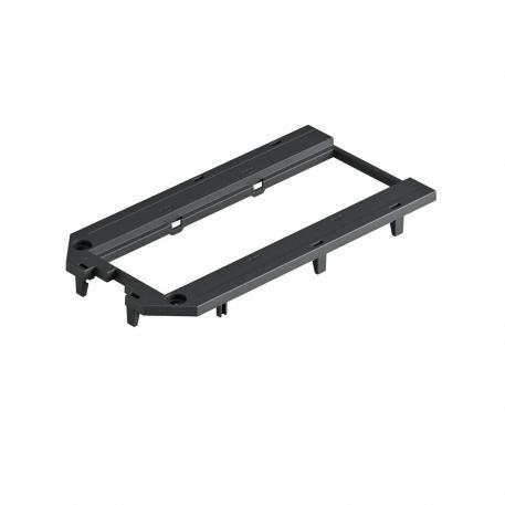 Cover plate for universal support UT4, Modul 45® installation opening