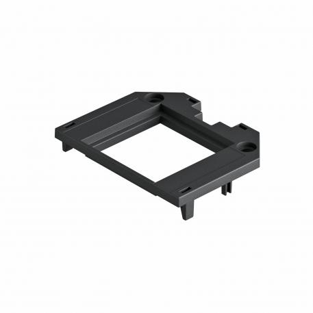 Cover plate for universal support UT3 and UT4, Modul 45® installation opening