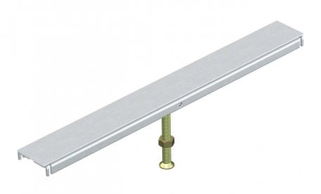 Lid butt support for trunking width 400, 500 and 600 mm